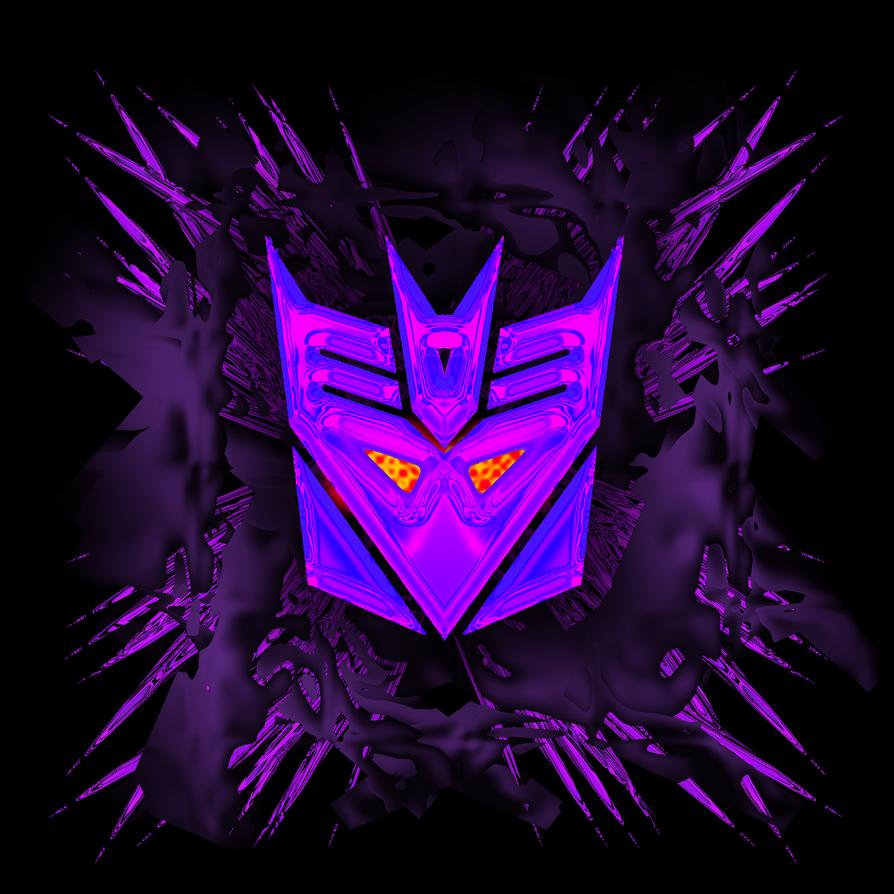 decepticons darkness logo by phendranaguardian on deviantart