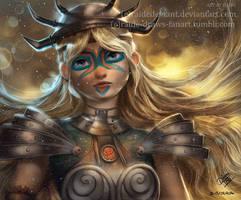 Warrior   Speedpaint