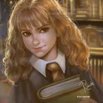 Hermione | Speedpaint