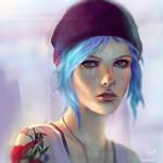 Chloe Price | Speedpaint