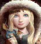 Astrid - Repaint