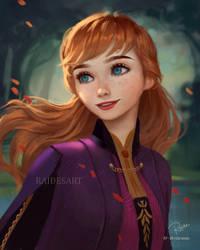 Anna by RaidesArt