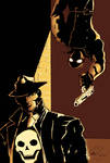 Spider-Man and the Punisher - Pulp Fiction