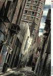 Stock- Alley way 2