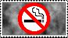 No Smoking Stamp by Garetiem