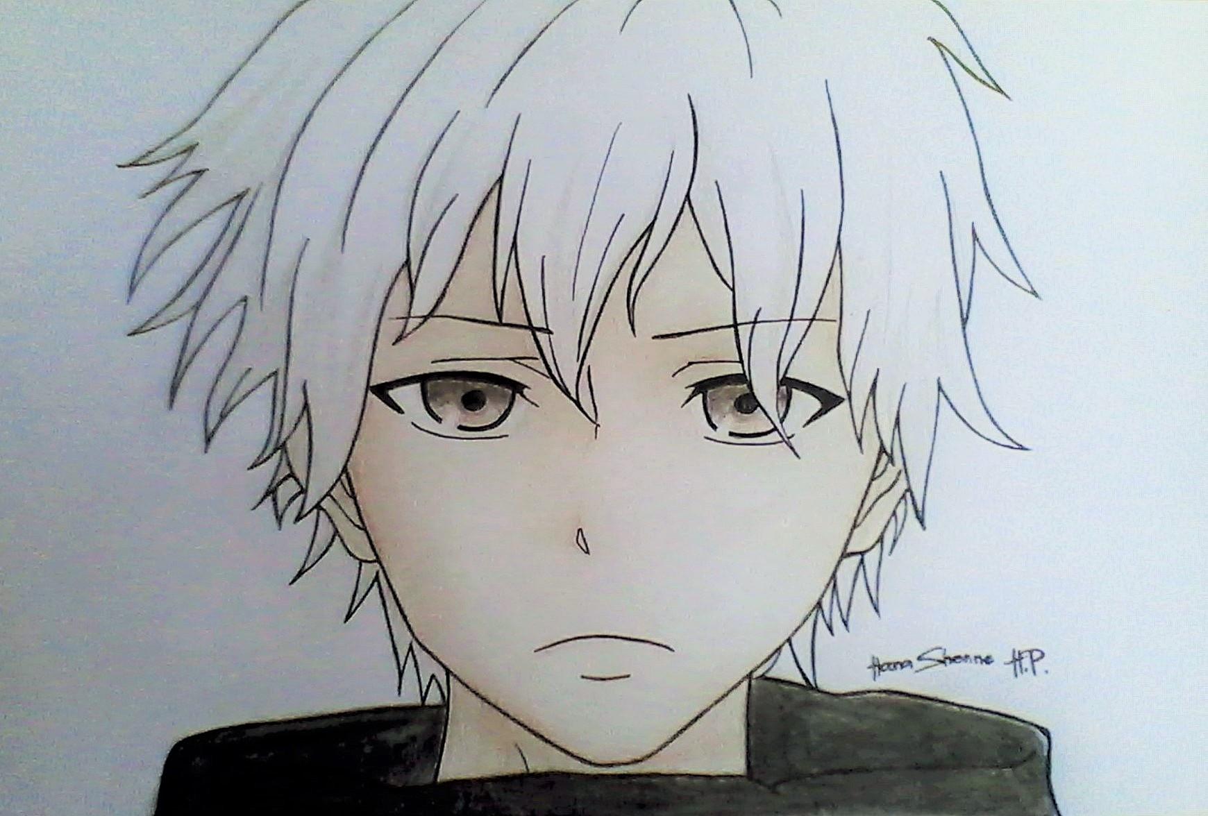 Kaneki Ken #2 By Hanashenne On DeviantArt