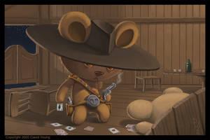 Jelly Bean Bear Bandito