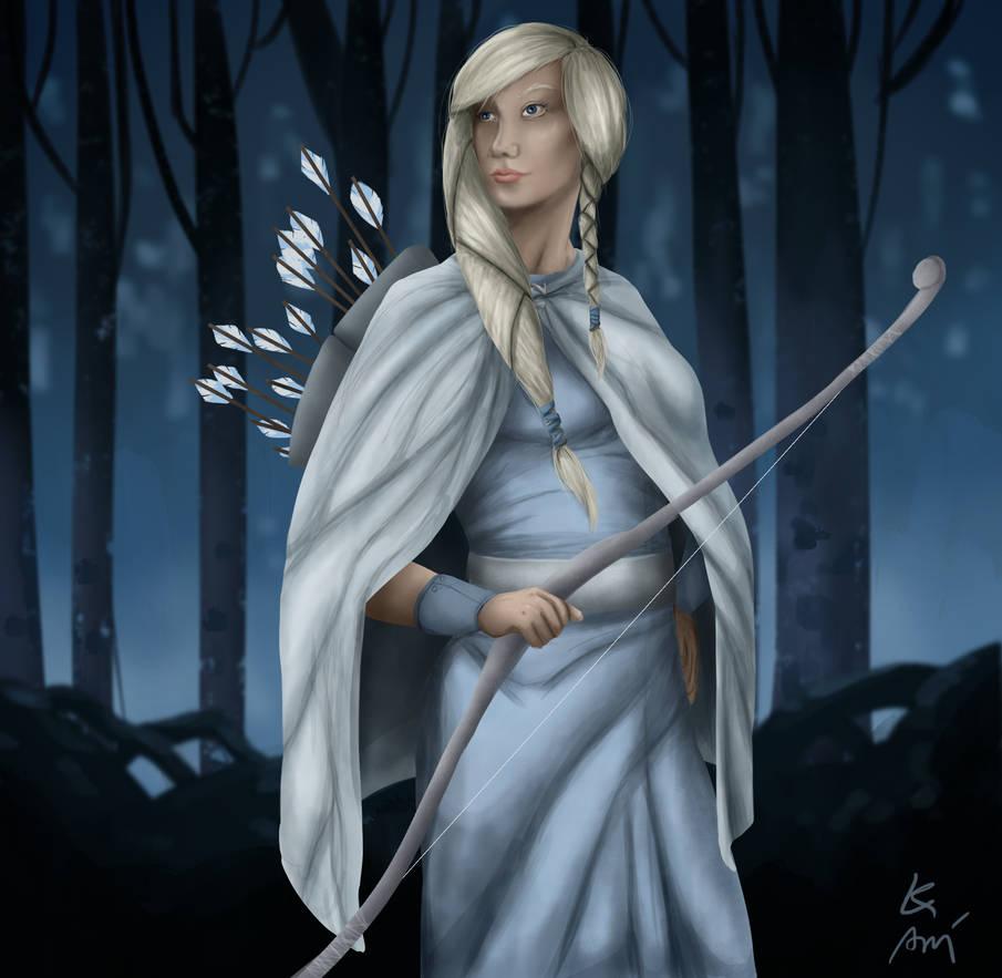 Banner Saga - Oddleif by NymphTale