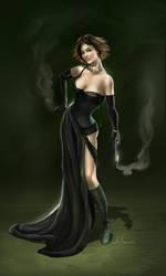 Assassin girl by JesusAConde