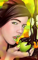 Le festin Delfina Moreno by JesusAConde