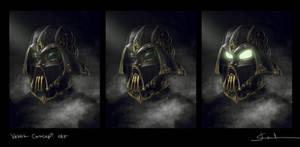 Vader Concept Art by JesusAConde