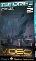 TUTORIAL _ Basic Coloring E02S01 Dragon Skin