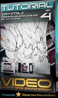 Tutorial Crystals Digital Painting