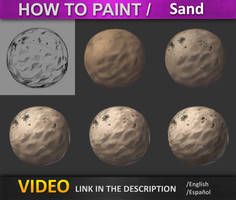 How to paint _ Sand