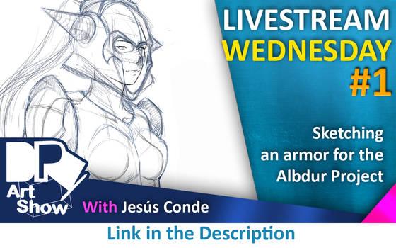 Wednesday Livestream #1 by JesusAConde