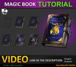 TUTORIAL magic book