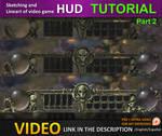 video game hud tutorial part 2
