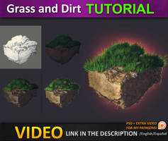 Tutorial Grass and Dirt by JesusAConde