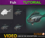 Painting a Fish tutorial