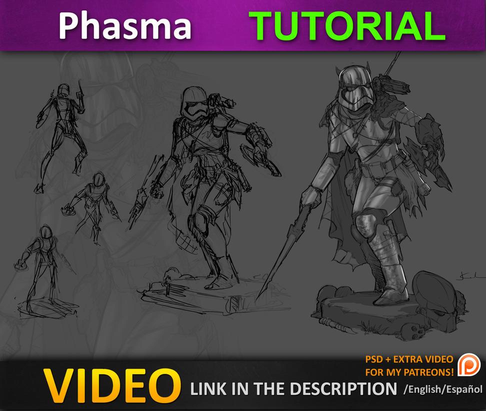 Captain Phasma by JesusAConde