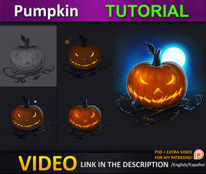 Pumpking Tutorial by JesusAConde