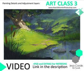 Art Class 3 by JesusAConde