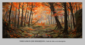 Autumn forest by JesusAConde