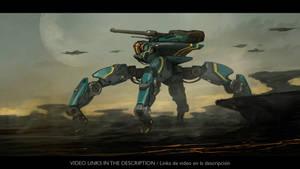 Spider Tank video by JesusAConde