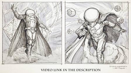 Jesus conde Mysterio video