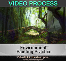 Environment Painting practice Ep 1