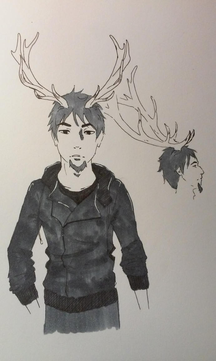 new character for the manga by Diko-chan