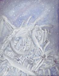 Blizzard of Bones by Mintowolf