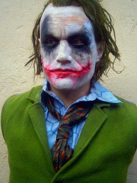 New Joker Bust by XtcofPain