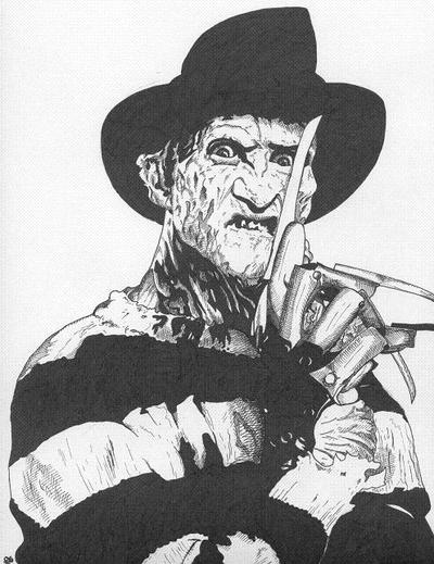 Freddy Krueger by sburger