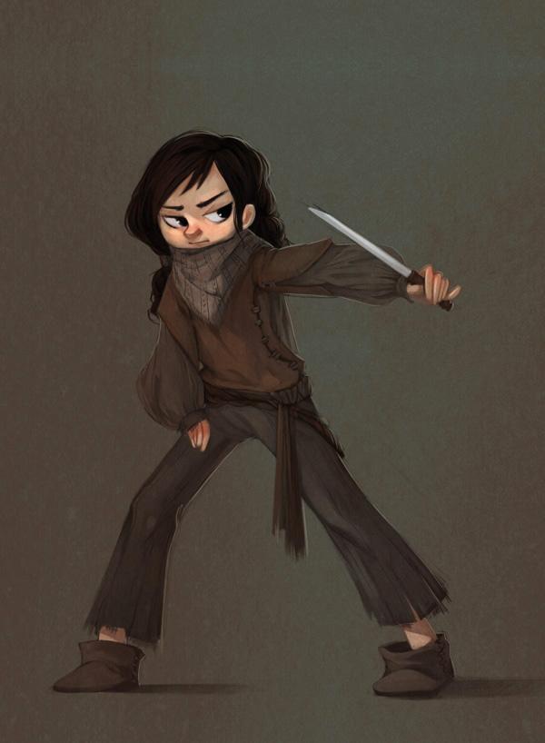 Arya by sab-m