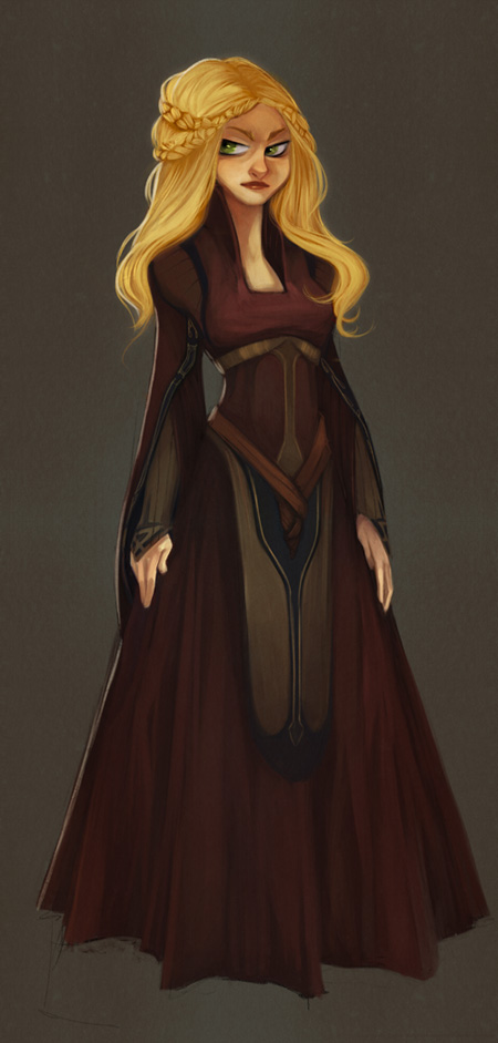 Cersei by sab-m