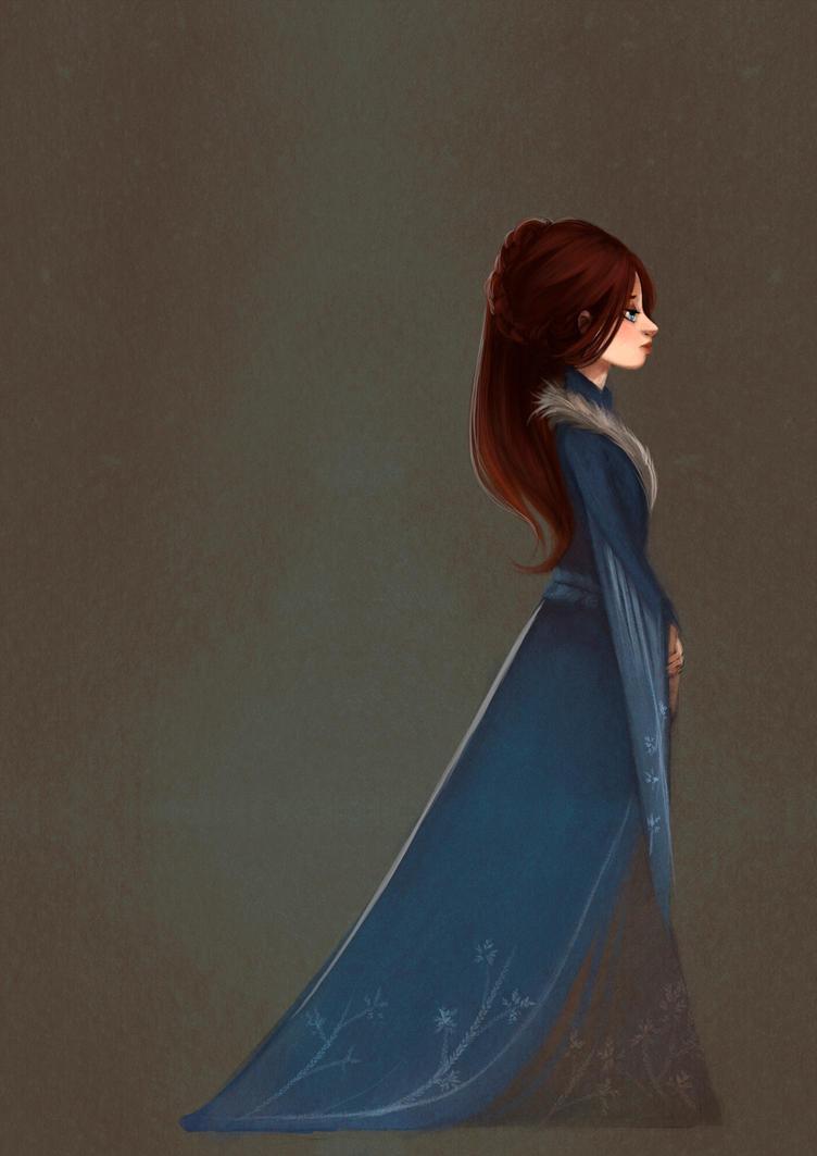 Sansa by sab-m