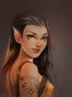 Elf01 by sab-m