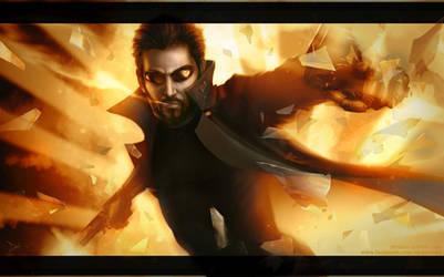 Deus Ex: Mankind Divided v2 by Straban