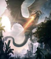 Dragon by Straban