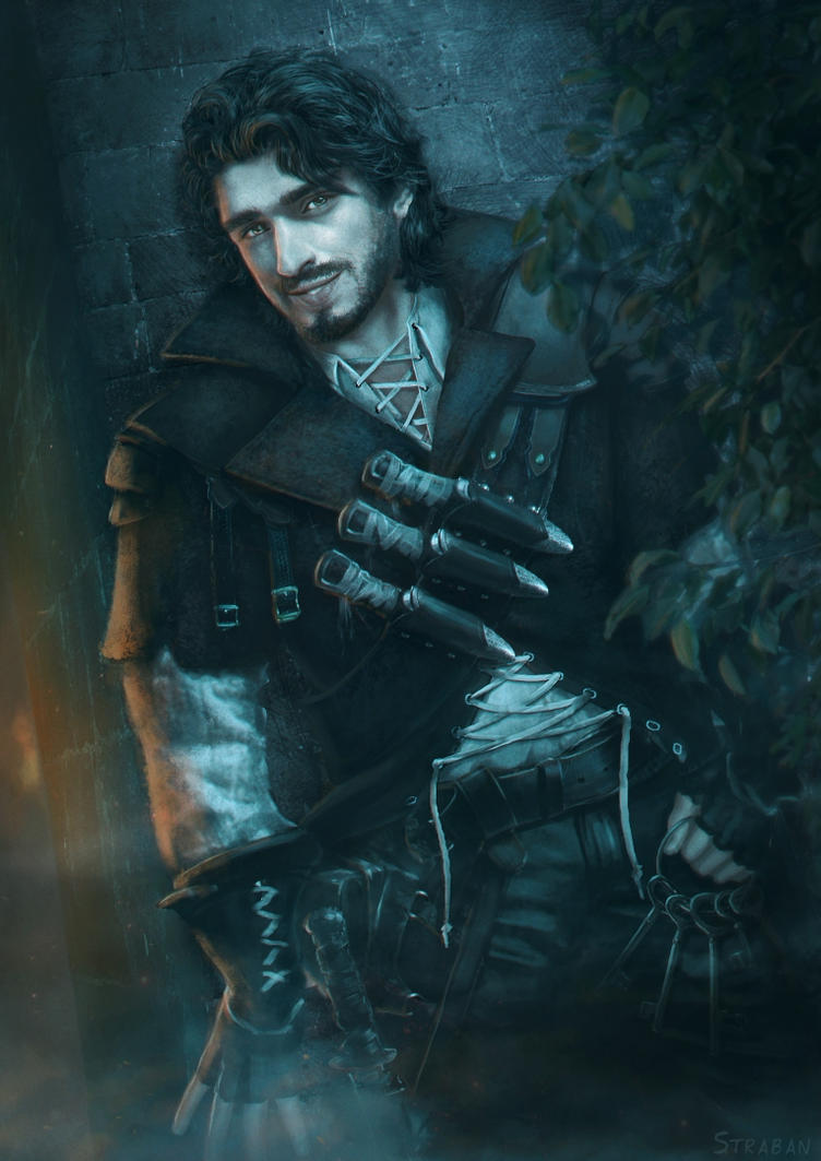 Thief by Straban on DeviantArt