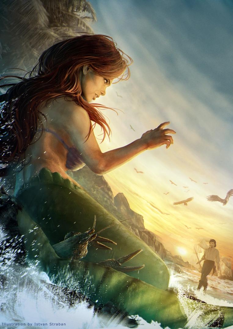 Ariel _ The Little Mermaid by Straban on DeviantArt