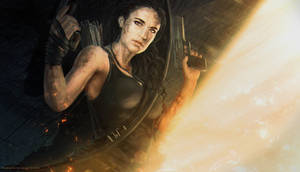 Lara Croft _ Tomb Raider