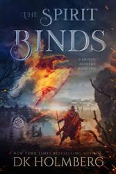 Dragon Book Cover / DK Holmberg