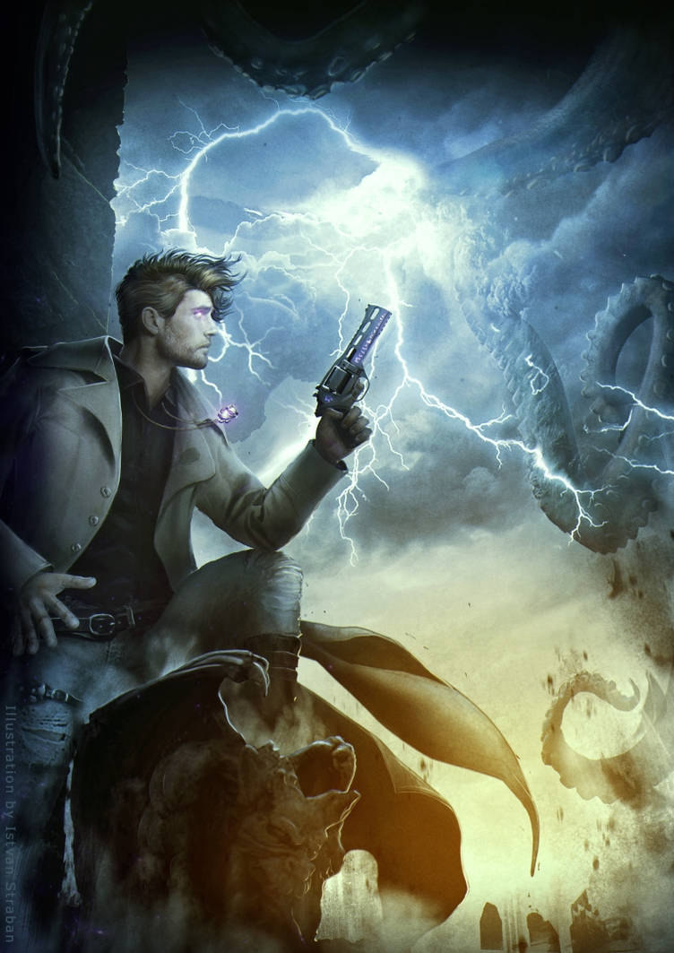 Book Cover by Straban