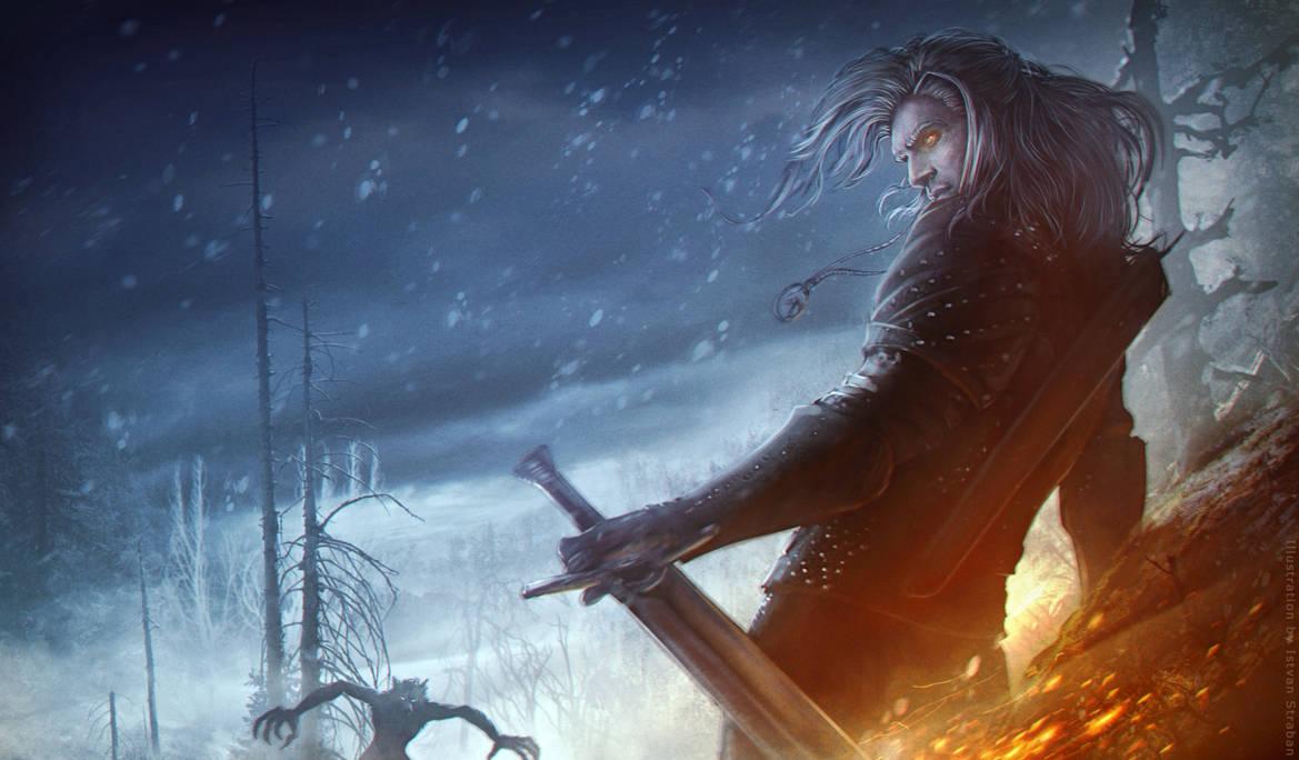 Witcher / Geralt