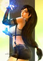 Tifa Lockhart / Final Fantasy 7 Remake by Straban