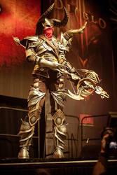 Demon Hunter by predzor