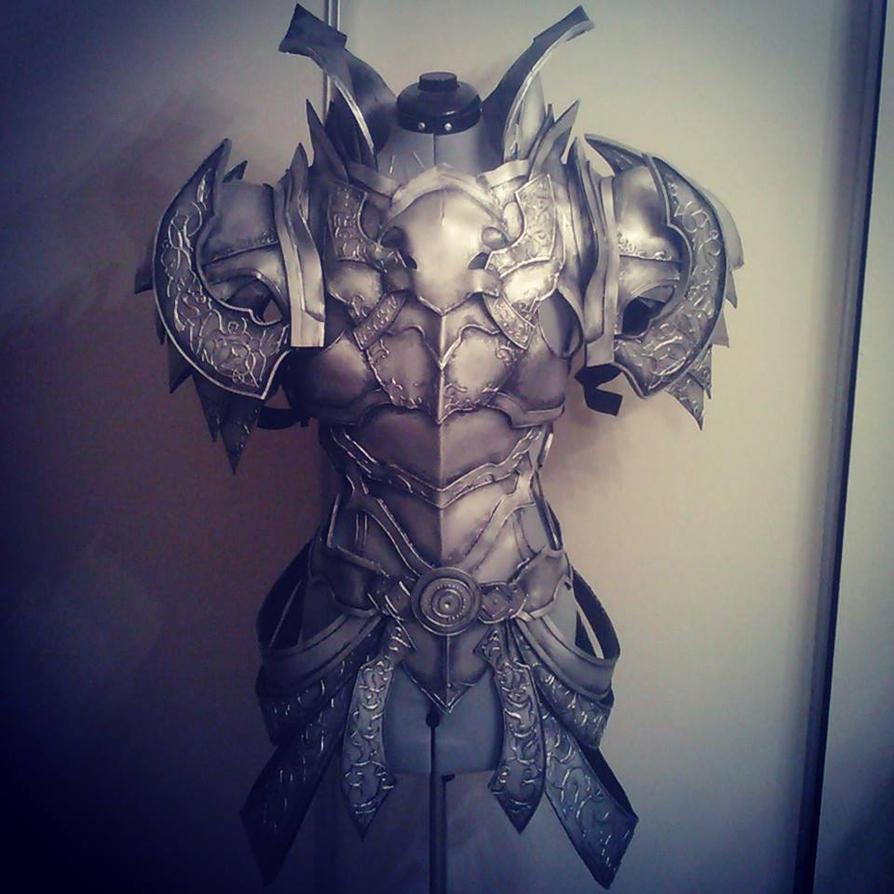 Malthael's Armor by predzor