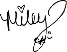 miley_cyrus logo by JoseCr97